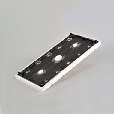 Suction rubber plate